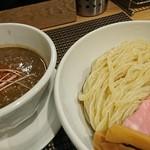 セアブラノ神 伏見剛力 - 特製豚骨魚介つけ麺♪(ウイング麺)