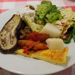 アッラマーノ - 前菜