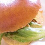 8208035 - ランチのハンバーガー。
