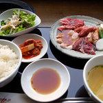 焼肉トラジ - 満腹御膳