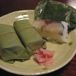 町家茶屋 古伊 - 柿の葉寿司 今井膳