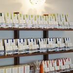 ロンネフェルト・ティ・サロン・名古屋 - 茶葉、ティーバッグも販売