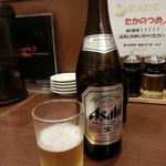 金久右衛門 - ビール(中瓶)2018.2.10