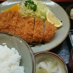 82084974 - ヒレカツ定食(中) 1,670円