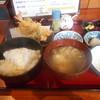 寄ってけ亭 - 料理写真:天ぷらお食事コース・桜
