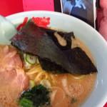 ラーメン山岡家 - 料理写真:醤油650円