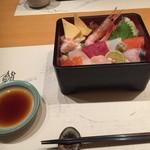 82089290 - 限定ちらし寿司1.500円(税込)