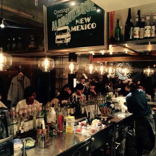 ワイワイ楽しく飲める♪DRAEMONの隠れ家メキシカンバル