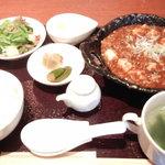 8209266 - 麻婆豆腐ランチ