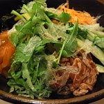梨香苑 - ビビン麺