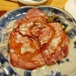 焼肉ホルモンブンゴ - 上上タン塩