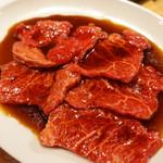 焼肉ホルモンブンゴ - 紅盛り タレ
