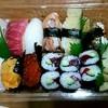 魚がし寿司 - 料理写真:持ち帰り~(笑)特上寿司1.5 人前!