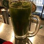 立呑み晩杯屋 - 緑茶割り290円