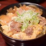 串や とりけん - 親子丼@480円+税