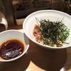 らー油肉つけうどんの南哲 - 料理写真:ら肉 小盛750円