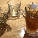 カフェ アマティ - オレンジティー
