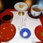 近江神宮 善庵 - 料理写真: