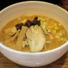 龍ラーメン - 料理写真:胡麻味噌麺620円