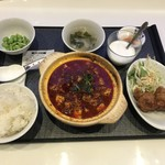 Fuyouen - 麻婆豆腐定食