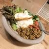 バンコク屋台 飯と酒 トゥクトゥクトウキョウ - 料理写真:タイハーブ香るスパイシードライカレー