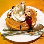 コメダ珈琲店 - シロノワール NYチーズケーキ ミニサイズ