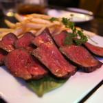 82098594 - 「一頭買い銘柄和牛のステーキ」