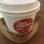 CAFE CARDINAL -