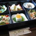 ぽわーる - お楽しみ昼膳1,380円