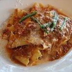 ピッツァ ベッカフィーコ - 春の野菜とサクラエビのバージンオイル