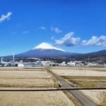 タキモト - 【参考】食事中に富士山が良く見えました