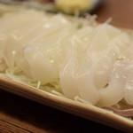 魚三酒場 - ヤリイカ