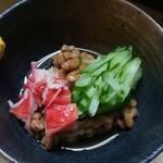 小島屋 - 酢納豆(250円)