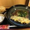 丸亀 - 料理写真:肉ちくわ天ぶっかけうどん