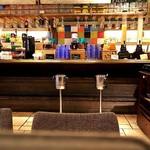 spanish Italian Azzurro520+cafe -costa de terraza- -