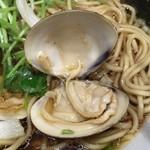 むぎとオリーブ - 「その手は桑名の焼き蛤」、で有名な三重県桑名産の蛤。