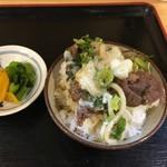 丸亀 - オリジナル牛丼