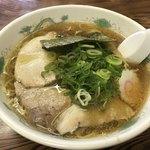 好きやめん - 料理写真:チャーシュー麺 大盛 ¥750
