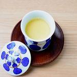 Takasaki - 料理写真:フォアグラの羽二重蒸し