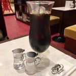 はまの屋パーラー - アイスコーヒー