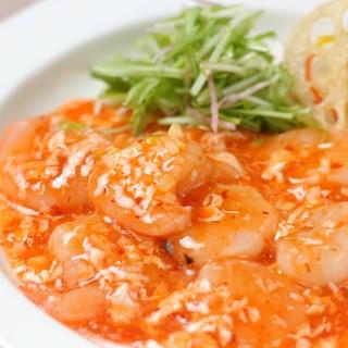 ◆本格中華料理をカジュアルに