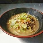 七味食堂 - 料理写真:チャンポン[¥600]
