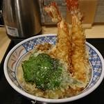 日本橋 からり - 料理写真:大海老天丼1,490円
