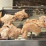鶏の白石 - 唐揚げ
