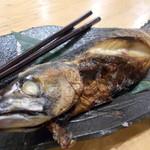 日本橋 墨之栄 - トロニシン塩焼き