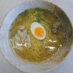 らぁ麺 ふぐ家 - 料理写真:ふぐ塩らぁ麺