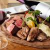 Bisutorogaburi - 料理写真: