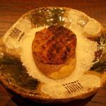 東京赤坂 やぶそば - 石焼き味噌