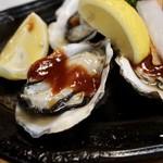 グリル プランセス - 焼き牡蠣(^^)