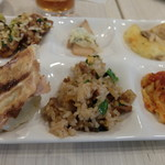 エピナール那須 - 料理写真:夕食:中華
